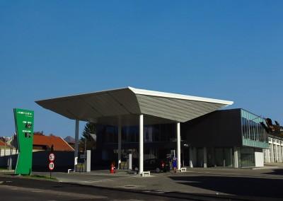 Montana Gas Station