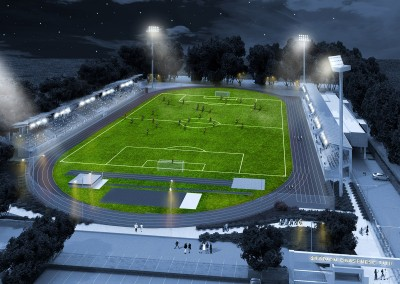 Titu Stadium